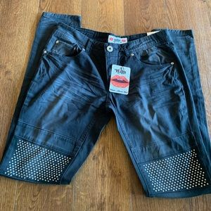 Denim - What about me jeans NWT